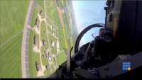 WebBuzz du 28/04/2017: Vol en rase motte à bord de l'Eurofighter Typhon-Flying the Typhoon Through the Mach Loop at Low Level